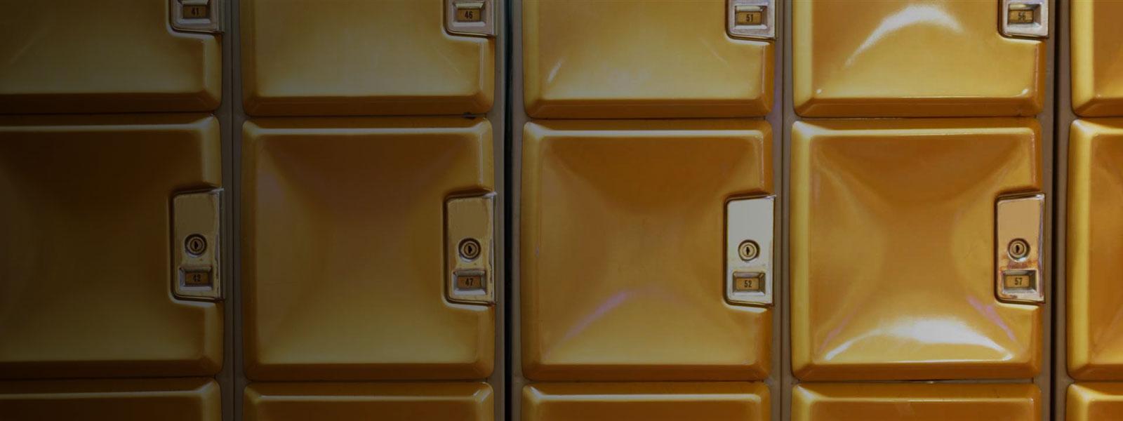 security-lockers